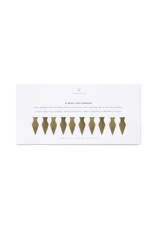 Brass Page Markers