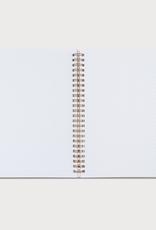 Dot Grid Workbook - Dove Gray