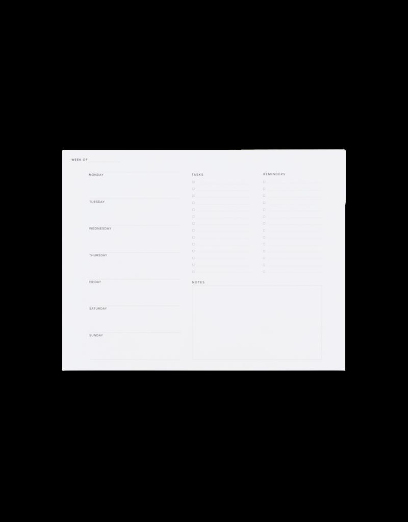 Weekly Task Pad