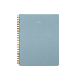 Workbook - Chambray Blue - Lined