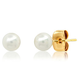 Small Fresh Water Pearl Studs