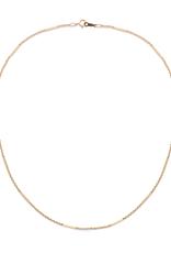 Kendal Shorty Necklace - Gold Filled
