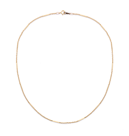 Kendal Shorty Necklace - Gold Filled