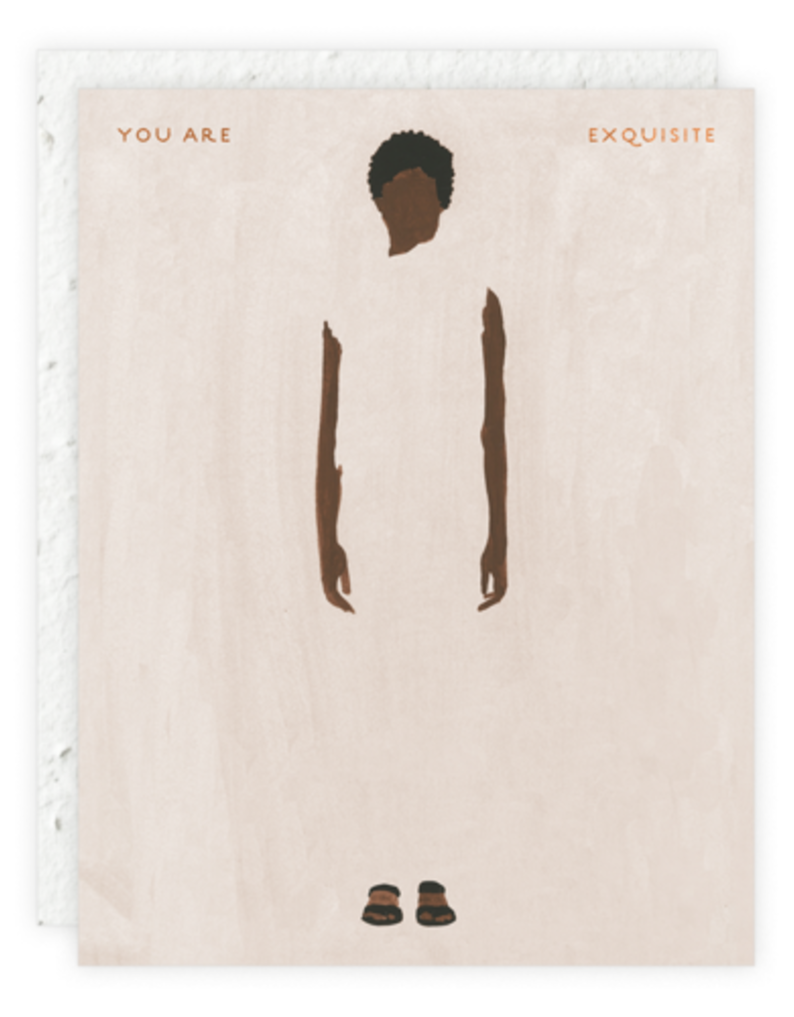 You Are Exquisite Card