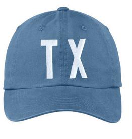 TX Baseball Cap - Navy