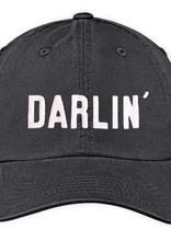 Darlin' Baseball Cap - Black