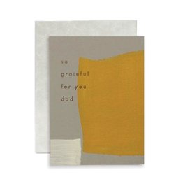 Grateful for Dad Card