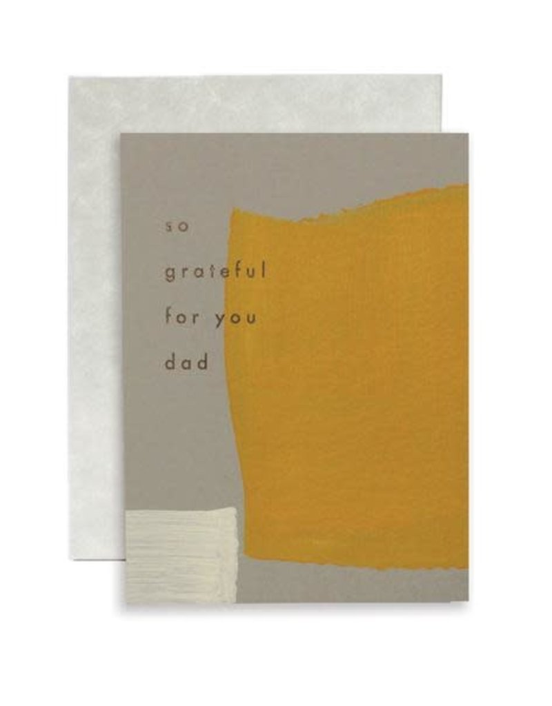 Grateful for Dad Card