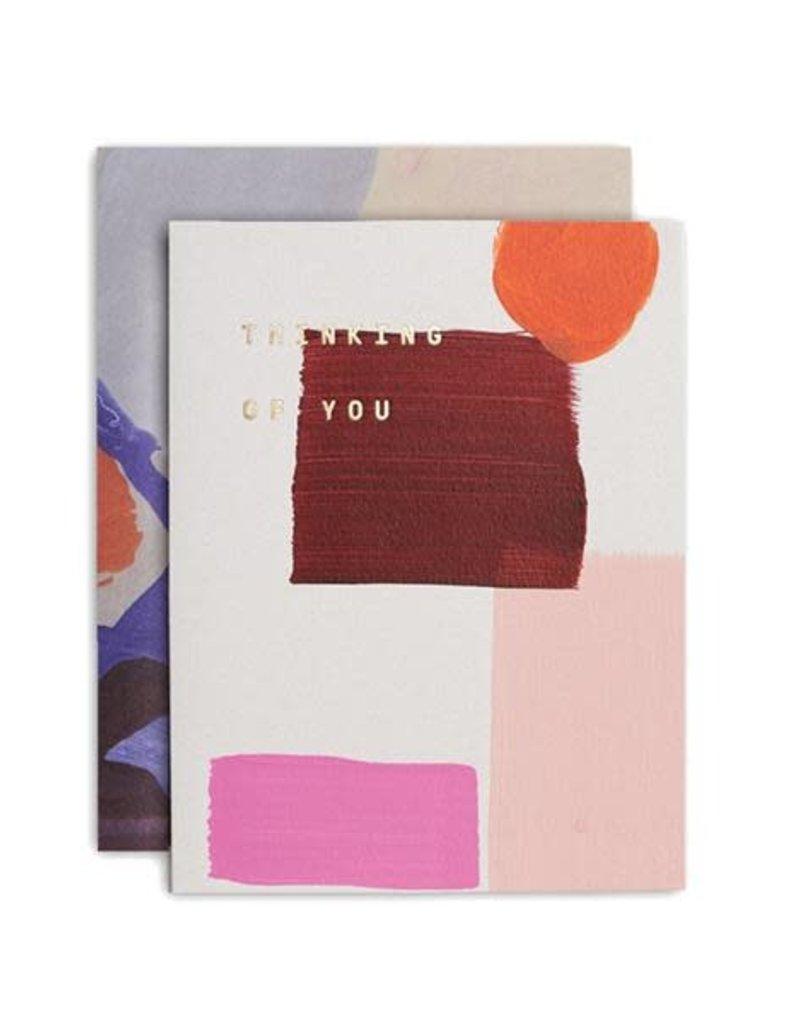Sunset Thinking of You Card