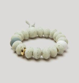 Moonlight Teething Bracelet - Medium