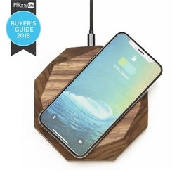 Wireless Charger - Walnut