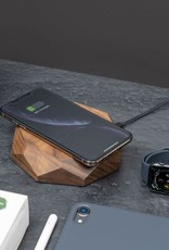 Wireless Charger - Walnut