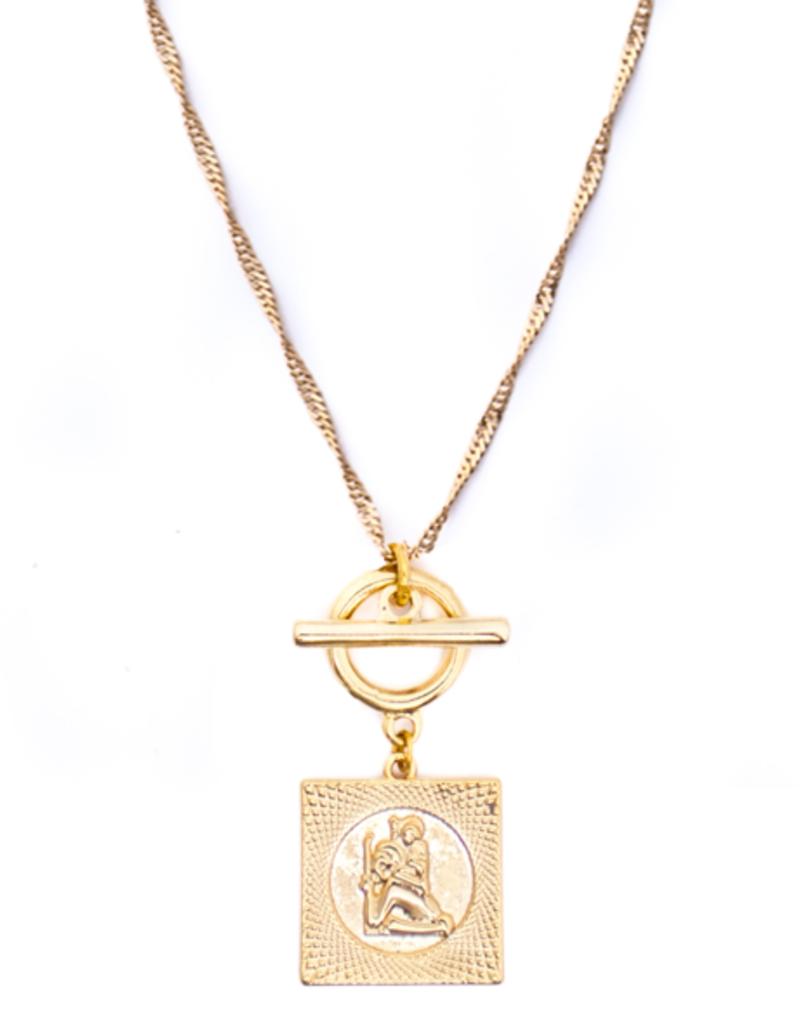 Joie Pendant Necklace