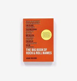 Big Book of Rock & Roll Names