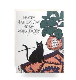 Kitty Daddy Card