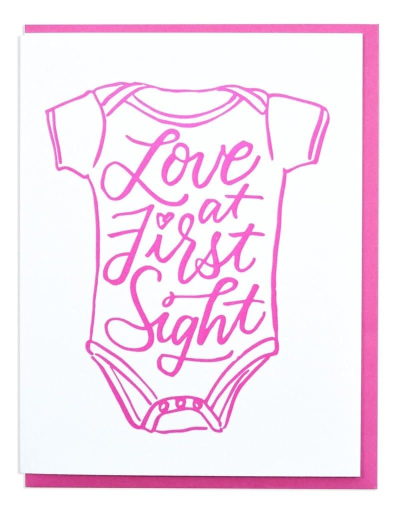 Love at First Sight Card