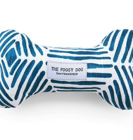 Boho Diamonds Dog Bone Squeaky Toy