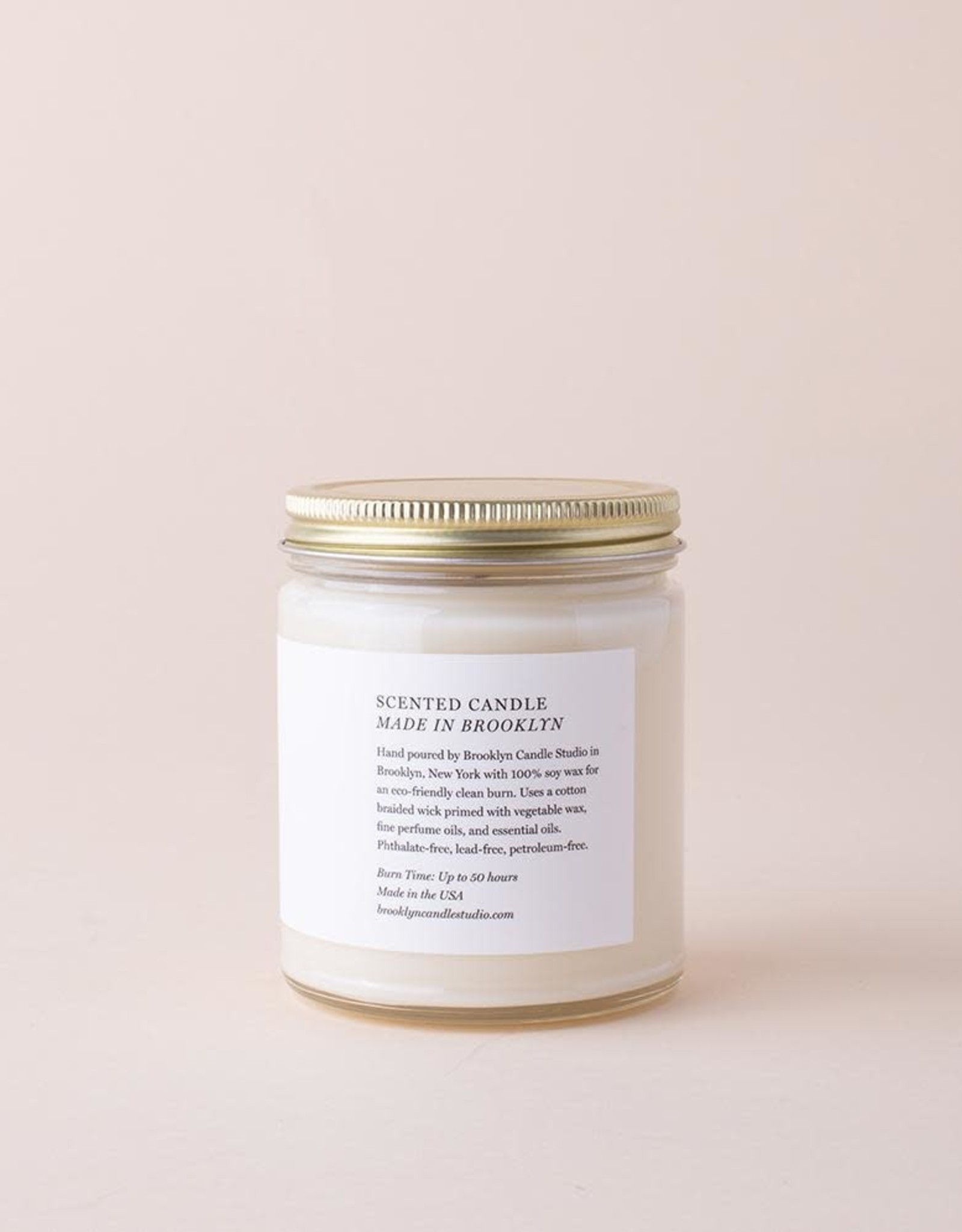 Sunday Morning Minimalist Candle - 8 oz.