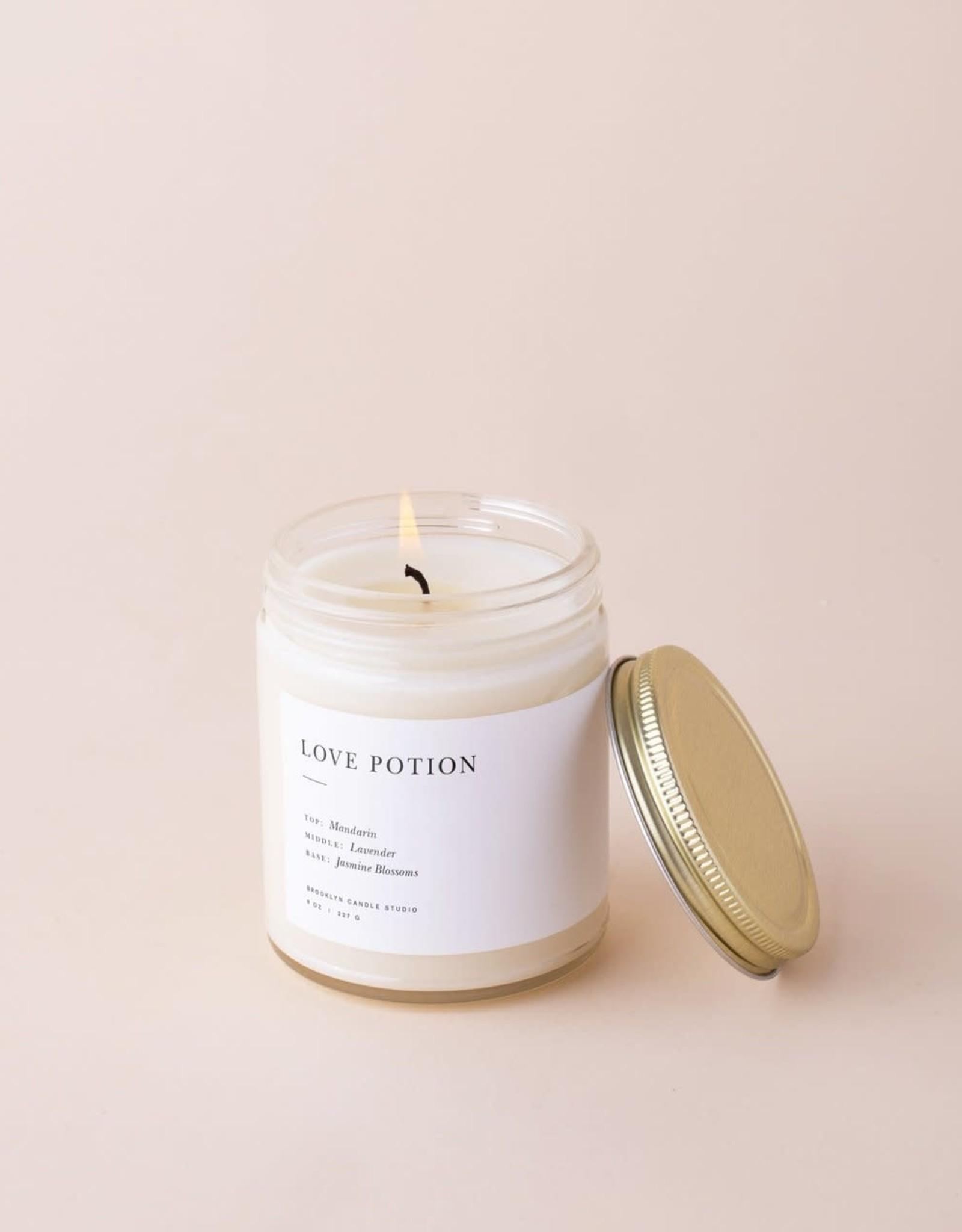 Love Potion Minimalist Candle - 8 oz.