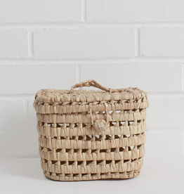 Moroccan Mini Picnic Basket