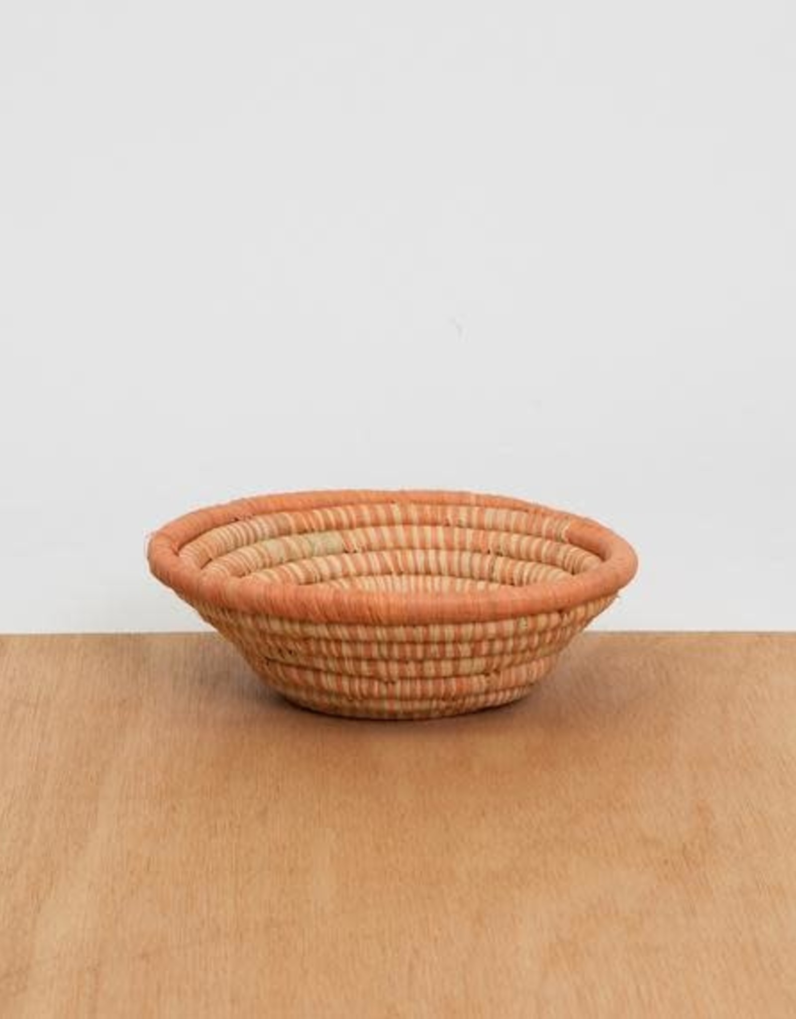Peach Heathered Small Bowl