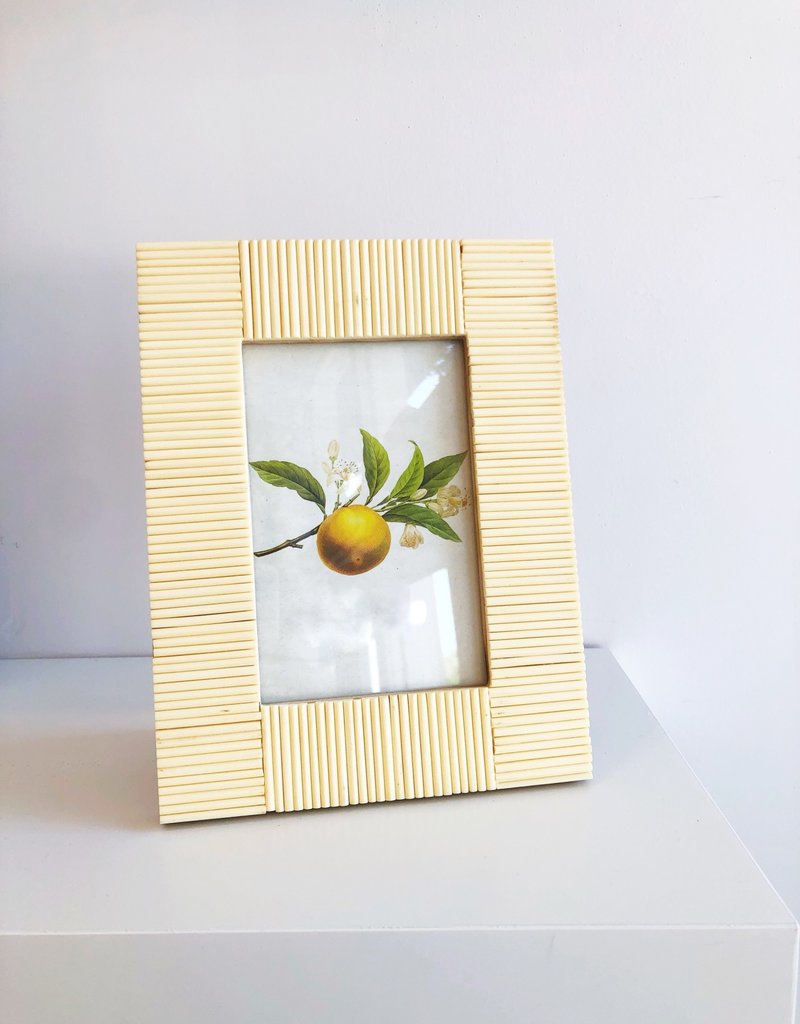 Textured Resin Photo Frame - 4x6