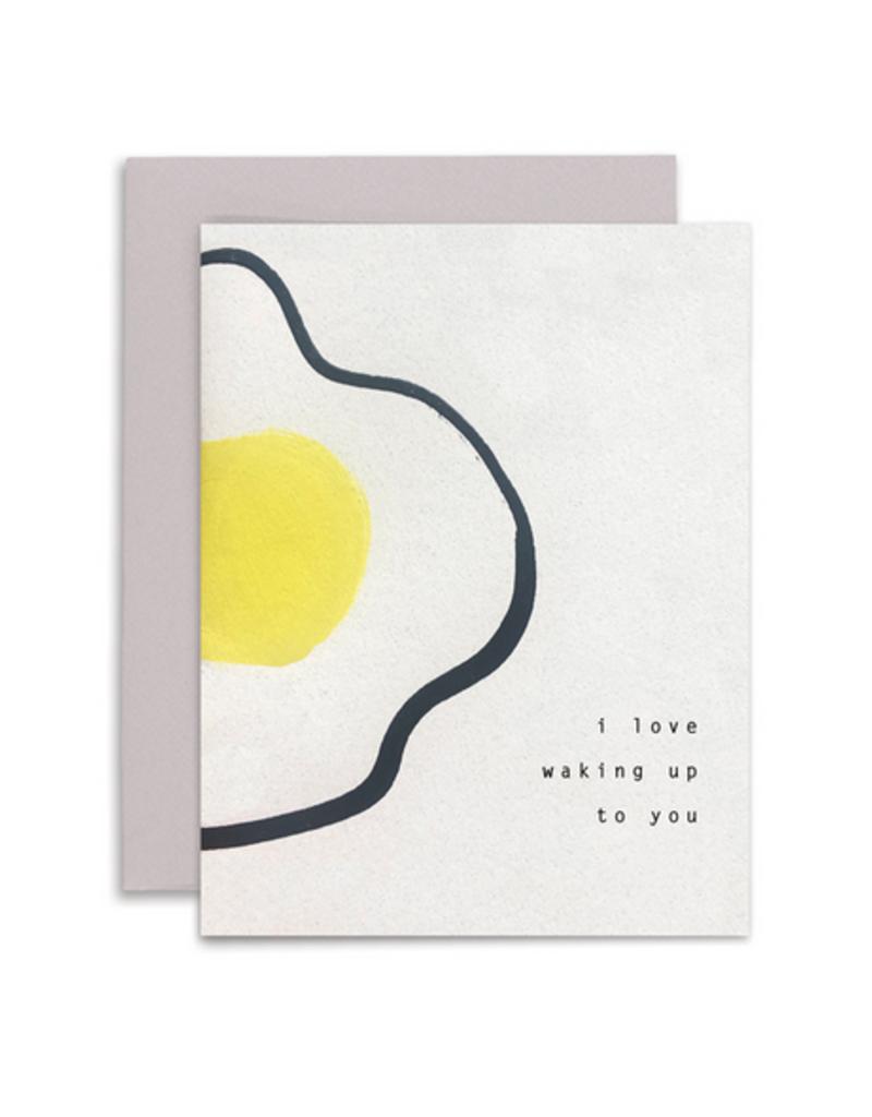 The Egg Card
