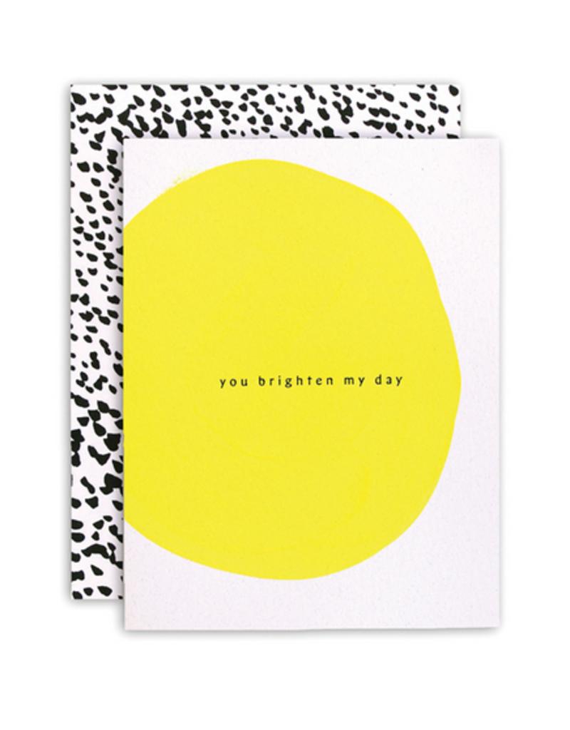 Brighten My Day Card