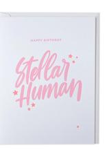Stellar Human Card