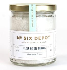 Fleur de Sel Organic Sea Salt