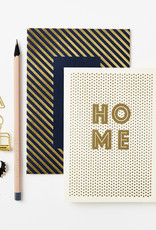 Gold Home Card