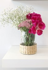 Rattan Vase - Small