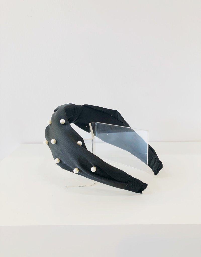 Black Pearl Headband