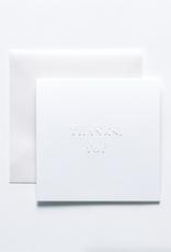 Thanks, You Poco Card