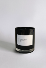 Chestnut & Clove Black Tumbler