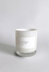 Chestnut & Clove White Tumbler