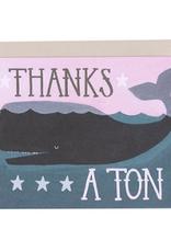Thanks a Ton Card