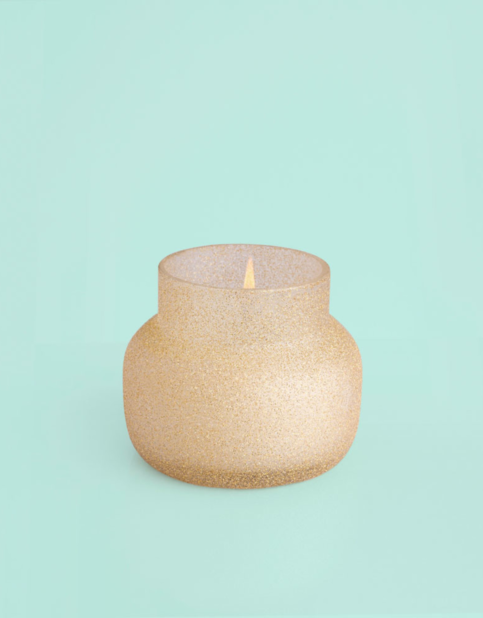 Pumpkin Dulce Glitter Petite Candle