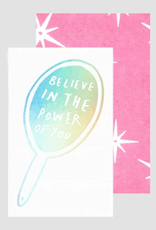 The Power of You Card