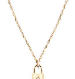 Lena Pendant Necklace