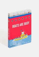 Boats are Busy