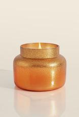 Pumpkin Dulce Copper Glittered Ombre Signature Jar
