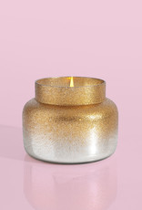 Crystal Pine Silver Glittered Ombre Signature Jar
