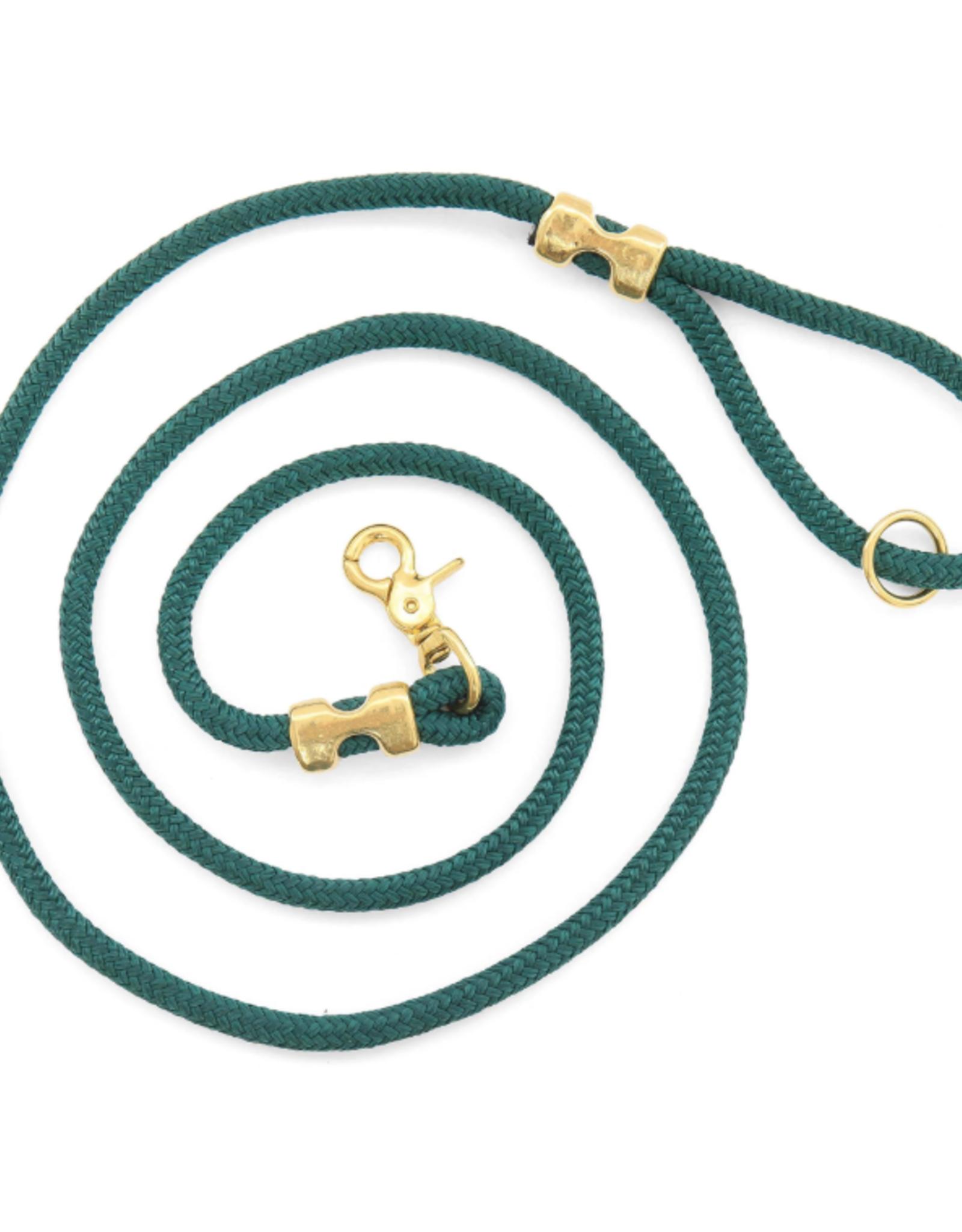 Evergreen Marine Rope Dog Leash