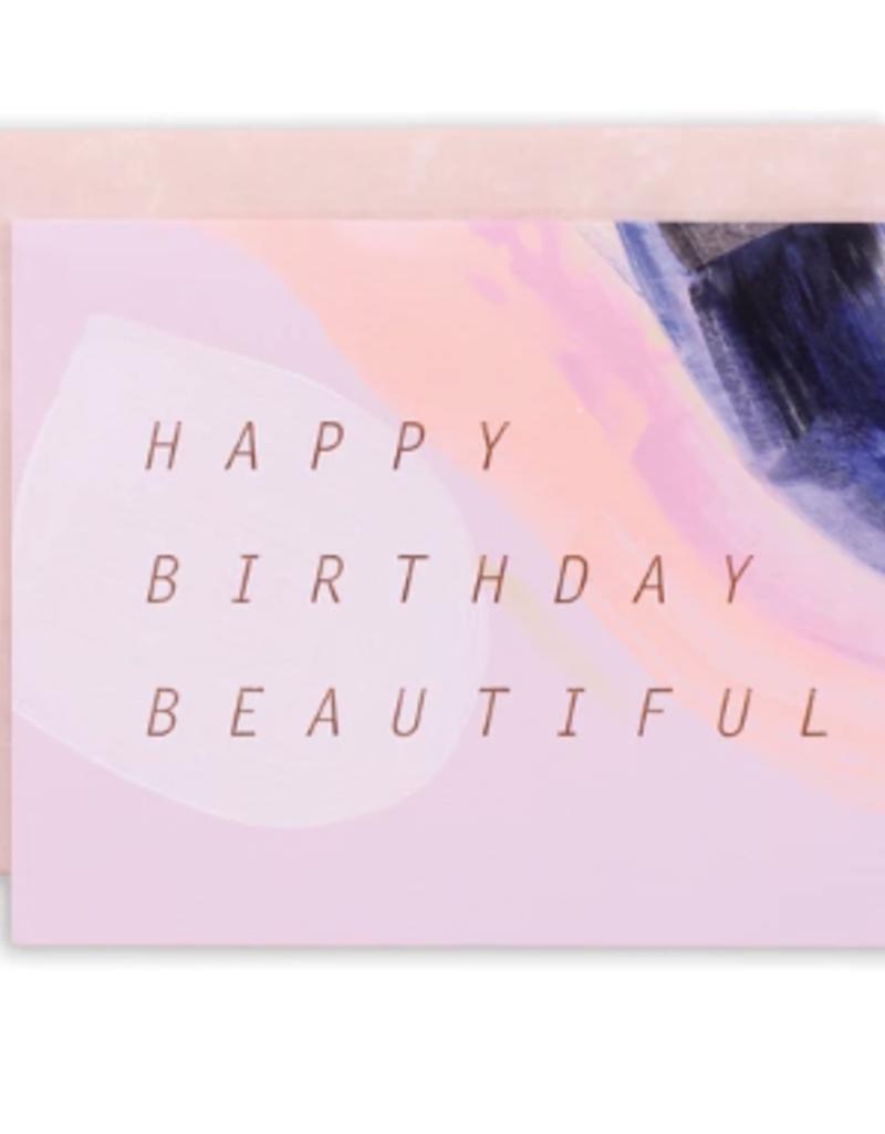 Birthday Beautiful Card