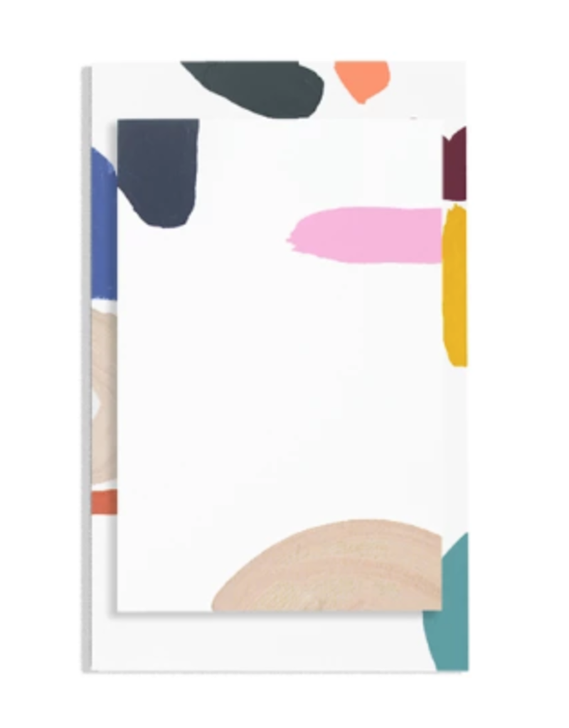 Francis Desk Art Notepad Set