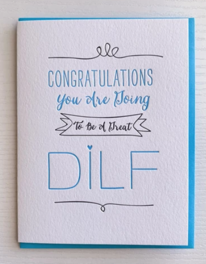 Great DILF Card