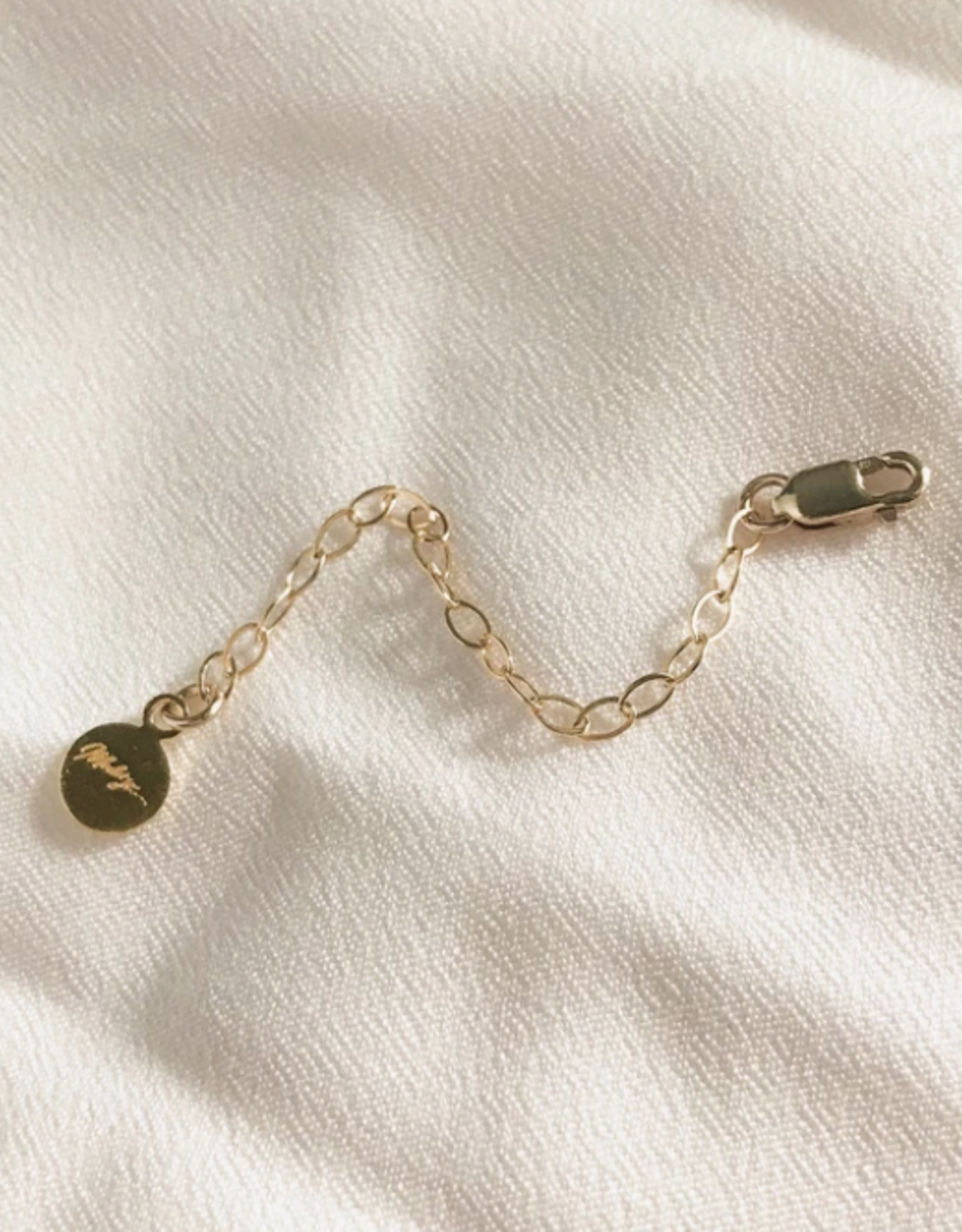 Gold Fill Necklace Extender