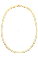 Natalia Herringbone Necklace