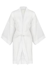 The Gusto Robe - White